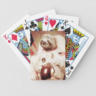 Cadeaux de paresse-paresse du jeu de cartes