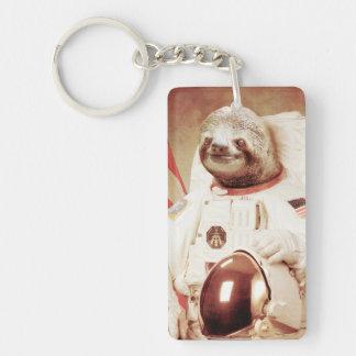 Cadeaux de paresse-paresse du porte-clefs