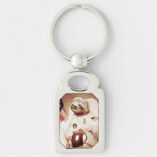 Cadeaux de paresse-paresse du porte-clés
