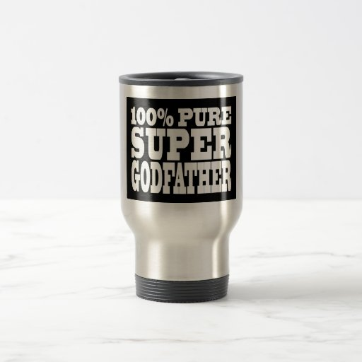 Cadeaux de parrains : Parrain superbe pur de 100% Tasse À Café