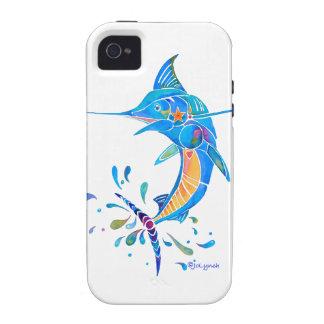 Cadeaux de poissons de Marlin Coque iPhone 4/4S