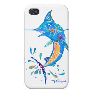 Cadeaux de poissons de Marlin Coques iPhone 4/4S