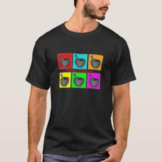 Cadeaux de Popart de technicien de pharmacie T-shirt