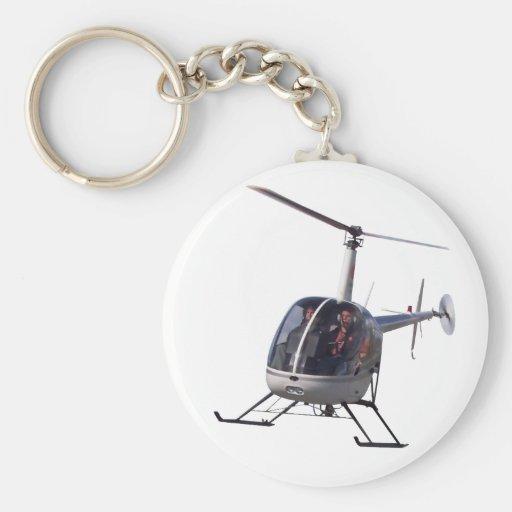 Cadeaux de souvenir et d'hélicoptère de porte - cl porte-clef
