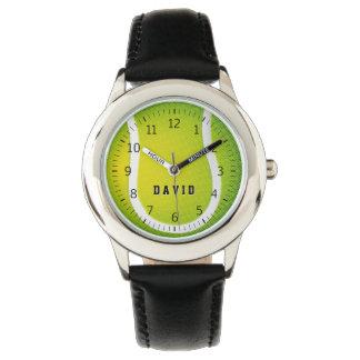 Cadeaux de sport du temps   de tennis de montres bracelet