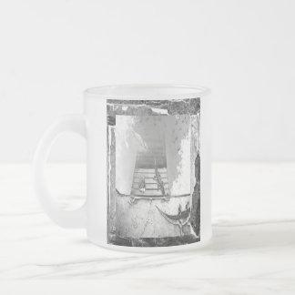 Cadeaux des animaux mug en verre givré