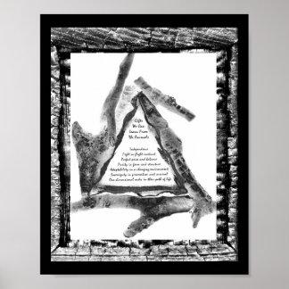 Cadeaux des animaux posters