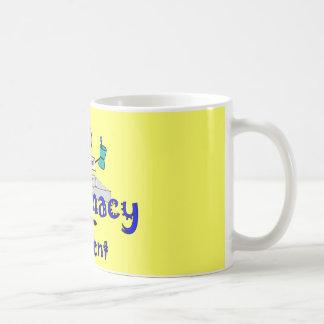 Cadeaux d'étudiant de pharmacie mug