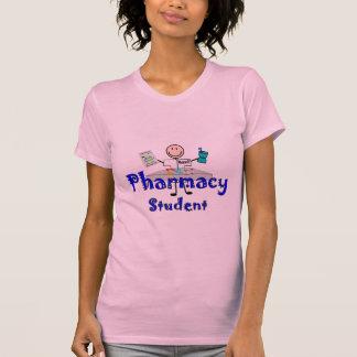 Cadeaux d'étudiant de pharmacie t-shirt