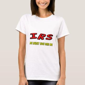 Cadeaux drôles de T-shirts d'audit d'IRS