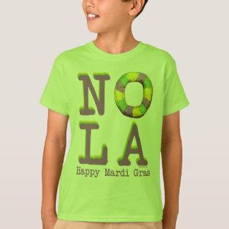 Cadeaux du Roi Cake de NOLA T-shirt