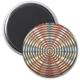 CADEAUX élégants de mode de cercles ronds de l ÉTI Aimant