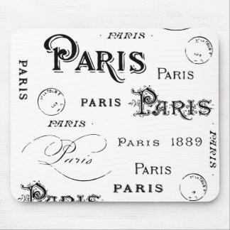 Cadeaux et souvenirs de Paris France Tapis De Souris