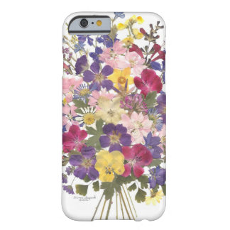 cadeaux floraux coque iPhone 6 barely there
