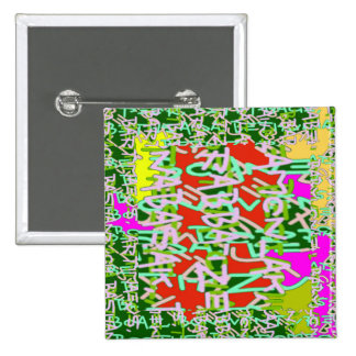 Cadeaux fous graphiques de partie de Digitals de Pin's