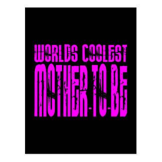 Cadeaux frais : La mère la plus fraîche des mondes Carte Postale