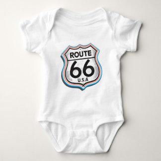 Cadeaux historiques des Etats-Unis Route66 Body