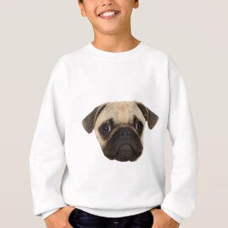 Cadeaux mignons de carlin sweatshirt