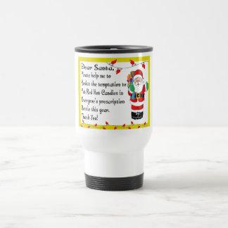 Cadeaux orientés de Noël drôle de pharmacien Tasse À Café
