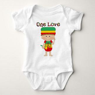 Cadeaux orientés et tee - shirt de Rasta pour des Body