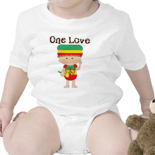 Cadeaux orientés et tee - shirt de Rasta pour des  T-shirt