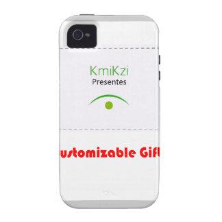 Cadeaux personnalisables de KmiKzi Coque iPhone 4