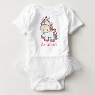 Cadeaux personnalisés de la licorne d'Arianna Body