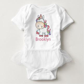 Cadeaux personnalisés de la licorne de Brooklyn Body