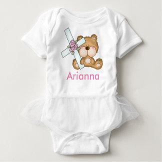 Cadeaux personnalisés du bébé d'Arianna Body