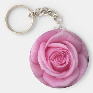 Cadeaux roses de fleur de Cheeful de porte - clés  Porte-clef