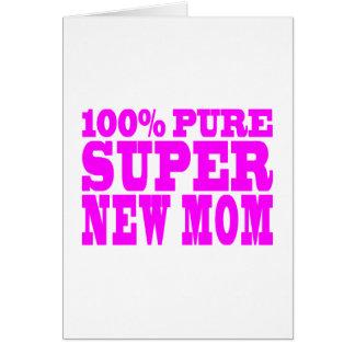 Cadeaux roses frais 4 nouvelles mamans : Nouvelle  Carte De Vœux