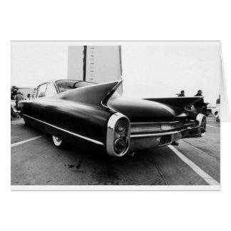Cadillac Carte De Vœux