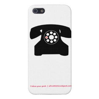 Cadran M pour le meurtre Étui iPhone 5
