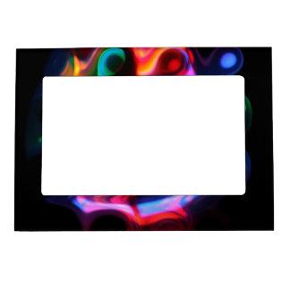 Cadre Magnétique Lampes au néon
