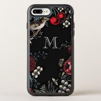 Cadre vintage de nature coque otterbox symmetry pour iPhone 7 plus