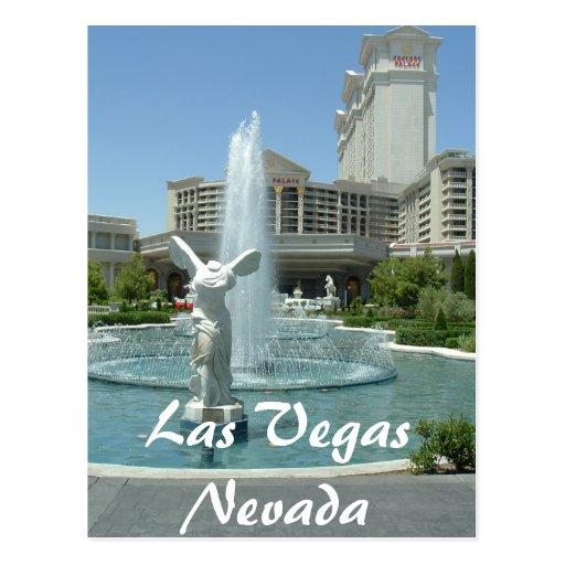 Caesars Palace Las Vegas Cartes Postales