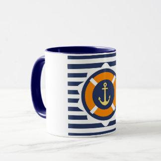 Café à l'ancre tasse