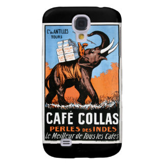 Cafe Collas Coque Galaxy S4