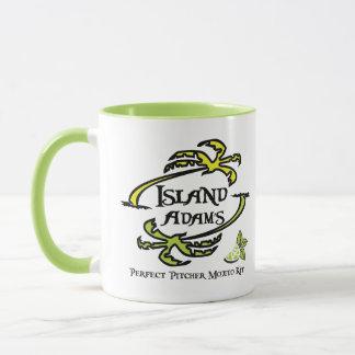 Café d'abord, une plus défunte tasse en céramique