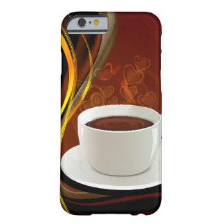 Café d'art de café coque iPhone 6 barely there