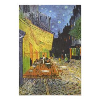 Café de la terrasse de Van Gogh Photographe