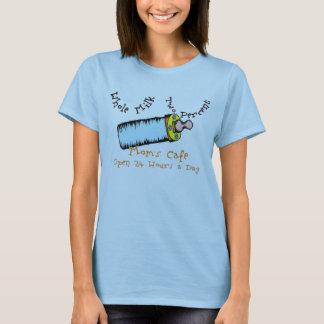 Café de mamans t-shirt