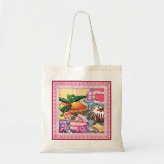Café d'île - dessert de mousseline de soie de sac