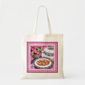 Café d'île - la soupe est servie sacs de toile