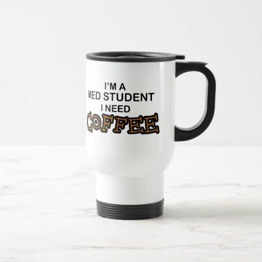 Café du besoin - étudiant de Med Tasse