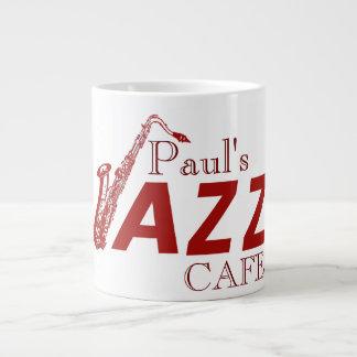 Café du jazz de Paul - tasse
