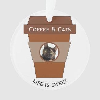 Café et chats personnalisables - la vie est douce