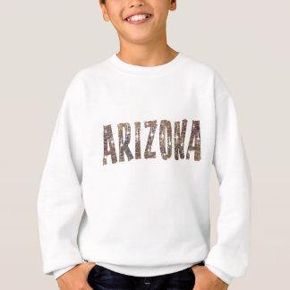 Café et étoiles de l'Arizona Sweatshirt
