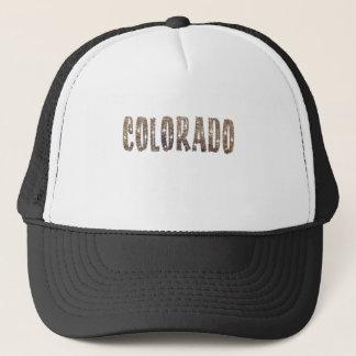 Café et étoiles du Colorado Casquette