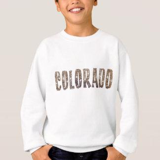 Café et étoiles du Colorado Sweatshirt